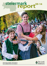 Steiermark Report September 2014 © steiermark.at
