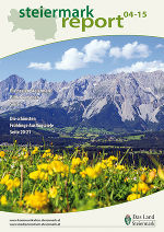 Steiermark Report April 2015 © steiermark.at