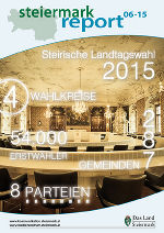 Steiermark Report Juni 2015 © steiermark.at