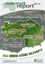 Steiermark Report September 2015 © steiermark.at